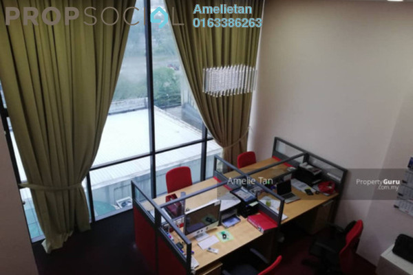 For Rent Office at Empire Subang, Subang Jaya Freehold Fully Furnished 1R/2B 2.3k