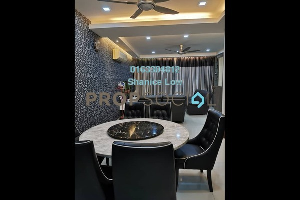 For Sale Terrace at Puteri 11, Bandar Puteri Puchong Freehold Semi Furnished 5R/4B 1.6m