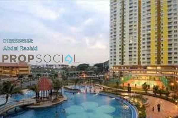 For Rent Condominium at Platinum Lake PV10, Setapak Freehold Fully Furnished 4R/2B 1.8k