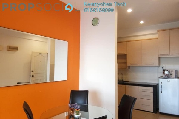 For Rent Apartment at Vista Harmoni, Cheras South Freehold Fully Furnished 3R/2B 1.3k