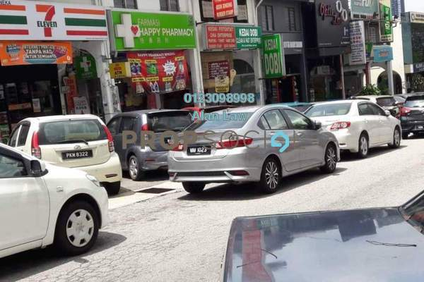 For Rent Shop at Desa Setapak, Setapak Freehold Unfurnished 0R/0B 2.8k