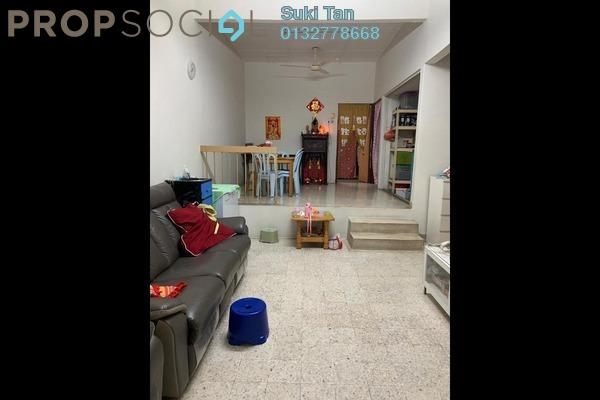 For Sale Terrace at Kepong Baru, Kepong Freehold Semi Furnished 3R/2B 699k