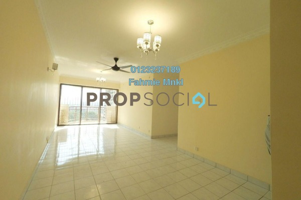 For Sale Condominium at Villa Angsana, Jalan Ipoh Freehold Semi Furnished 3R/2B 440k