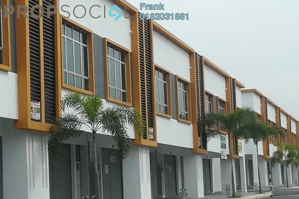 For Rent Shop at S2 Heights, Seremban 2 Freehold Unfurnished 0R/0B 3.5k