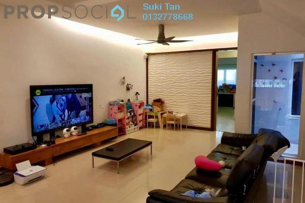 For Sale Terrace at Sunway SPK Damansara, Kepong Freehold Semi Furnished 4R/3B 1.6m