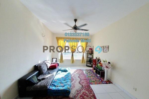 For Sale Condominium at Amara, Batu Caves Freehold Semi Furnished 3R/2B 299k