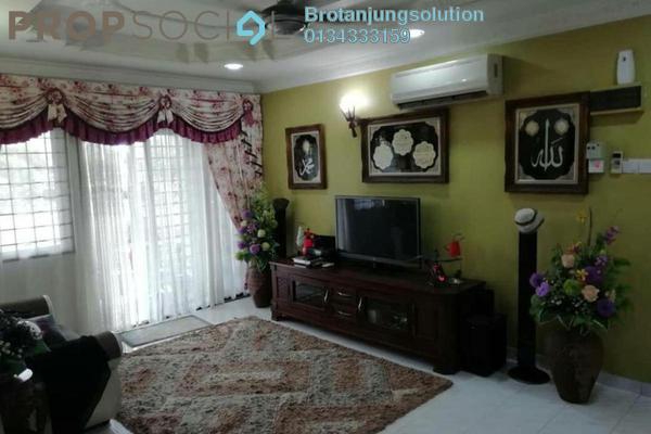 For Sale Apartment at Idaman Apartment, Bukit Mertajam Freehold Semi Furnished 3R/2B 249k