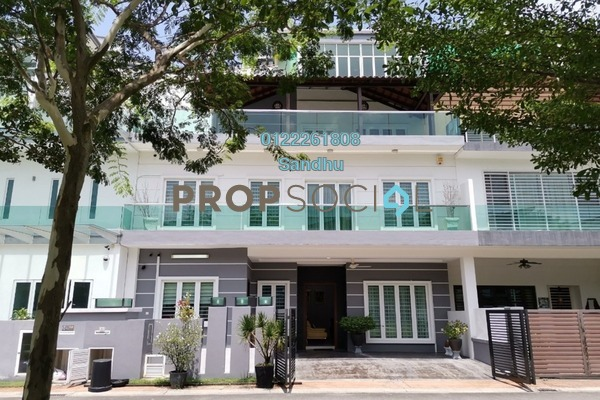 For Sale Link at Duta Suria, Ampang Leasehold Fully Furnished 5R/5B 1.8m