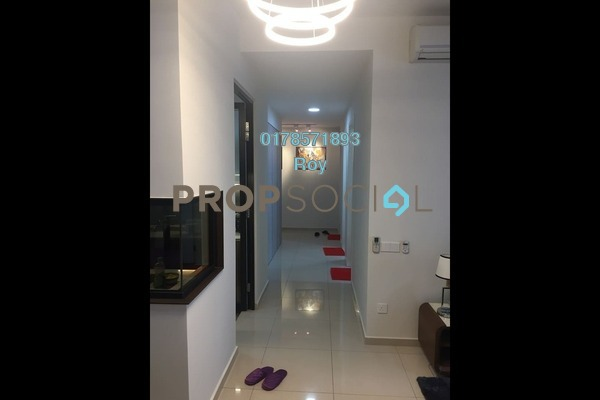 For Rent Condominium at The Rainz, Bukit Jalil Freehold Unfurnished 4R/3B 3k