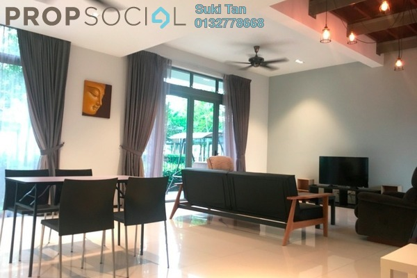 For Sale Terrace at The Breezeway, Desa ParkCity Freehold Semi Furnished 3R/5B 2.85m
