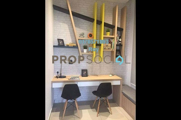 For Rent Condominium at The Z Residence, Bukit Jalil Freehold Unfurnished 3R/2B 2k