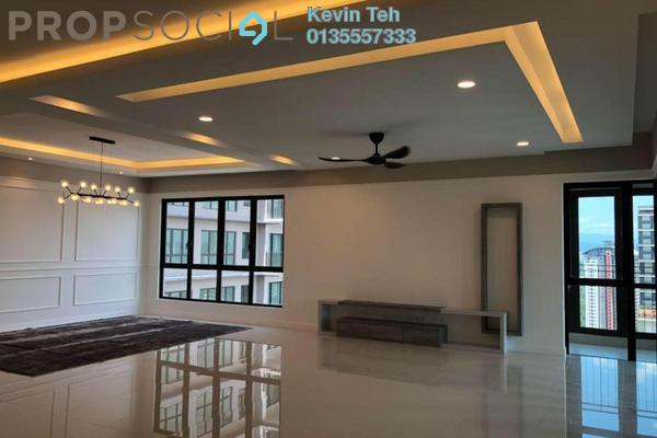 For Rent Condominium at Residensi 22, Mont Kiara Freehold Fully Furnished 4R/6B 10k