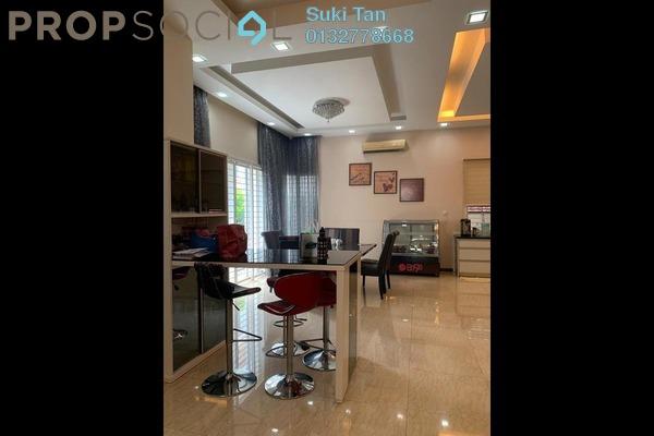 For Sale Semi-Detached at Villa Manja, Bandar Menjalara Freehold Semi Furnished 5R/5B 3.6m