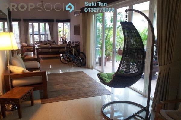 For Sale Terrace at Villa Manja, Bandar Menjalara Freehold Semi Furnished 5R/5B 3.5m