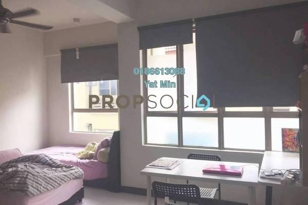 For Sale Condominium at Ritze Perdana 1, Damansara Perdana Freehold Fully Furnished 1R/1B 270k