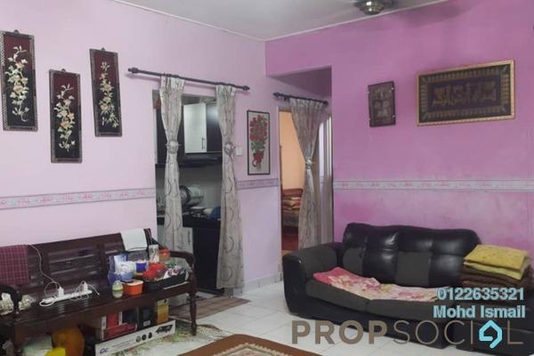 For Sale Apartment at Taman Sutera, Kajang Freehold Unfurnished 3R/2B 185k