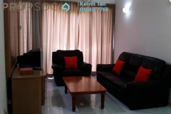 For Rent Condominium at Sri York, Georgetown Freehold Fully Furnished 3R/2B 1.7k