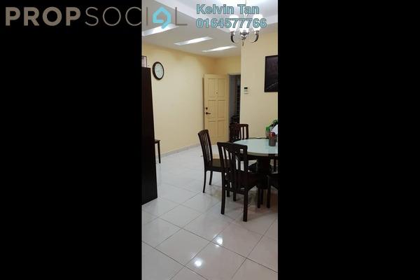 For Sale Condominium at Regency Heights, Sungai Ara Freehold Semi Furnished 3R/2B 580k