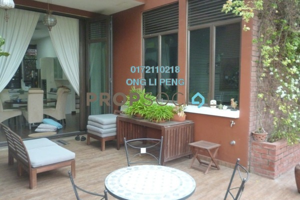 For Sale Bungalow at Setia Eco Park, Setia Alam Freehold Fully Furnished 3R/4B 3.58m