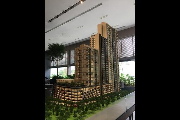 For Sale Condominium at Henna Residence @ The Quartz, Wangsa Maju Freehold Semi Furnished 2R/2B 338k