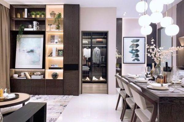 For Sale Condominium at Henna Residence @ The Quartz, Wangsa Maju Freehold Semi Furnished 4R/2B 589k