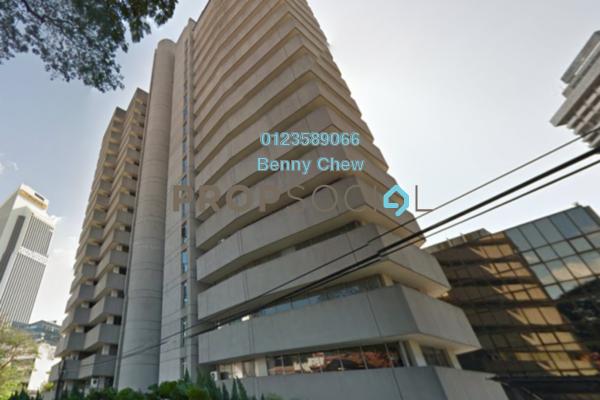 For Rent Office at Bangunan Ming Annexe, Pudu Freehold Semi Furnished 0R/0B 5.55k