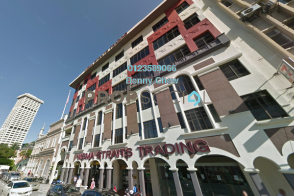 For Rent Office at Straits Trading Building, Pudu Freehold Semi Furnished 0R/0B 8.05k