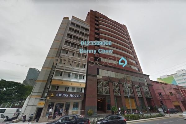 For Rent Office at Wisma Bandar, Dang Wangi Freehold Semi Furnished 0R/0B 7.5k