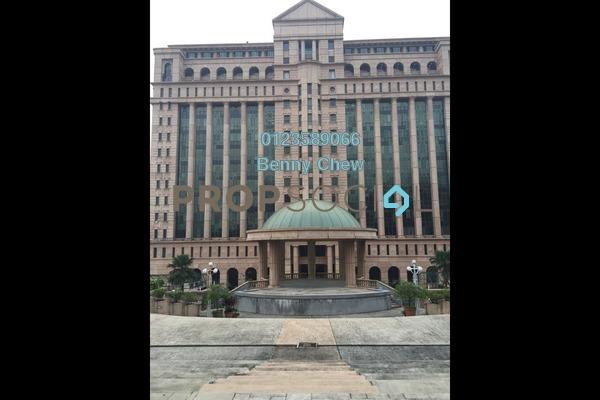 For Rent Office at Wisma Bursa Malaysia, KLCC Freehold Semi Furnished 0R/0B 9k