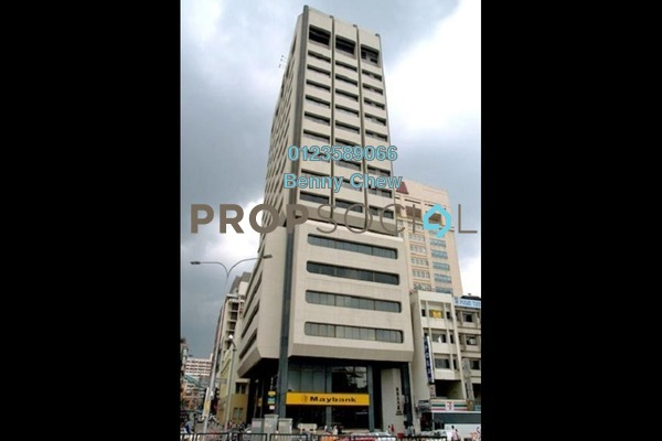 For Rent Office at Wisma Hangsam, Pudu Freehold Semi Furnished 0R/0B 6.2k
