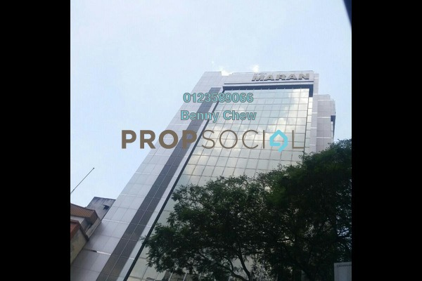 For Rent Office at Wisma Maran, Pudu Freehold Semi Furnished 0R/0B 6.3k