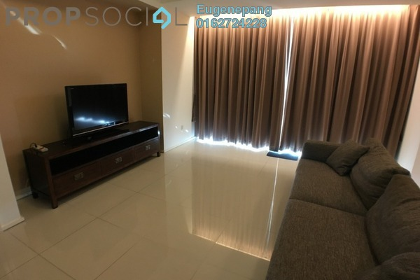 For Rent Condominium at Hampshire Place, KLCC Freehold Fully Furnished 2R/2B 5.5k
