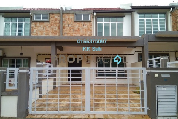 For Sale Terrace at Rafflesia @ Pelangi Semenyih 2, Semenyih Freehold Unfurnished 4R/3B 450k
