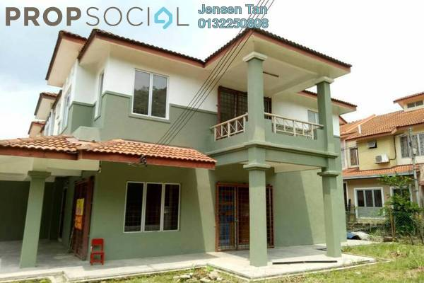 For Sale Terrace at Taman Tun Teja, Rawang Leasehold Unfurnished 4R/3B 665k