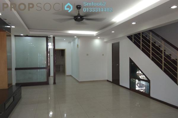 For Sale Terrace at Medan Idaman, Setapak Freehold Semi Furnished 6R/4B 1.15m
