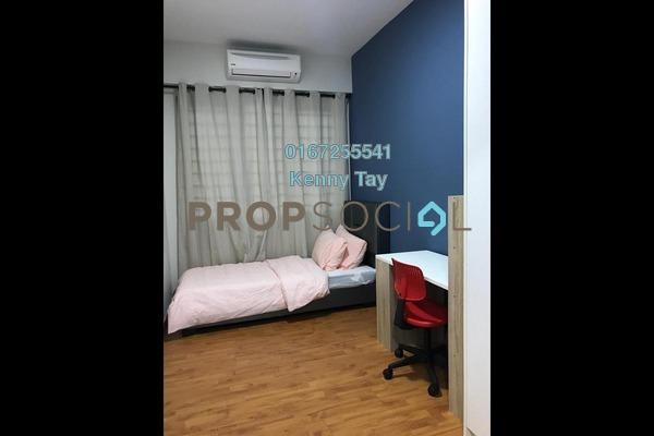 For Sale Condominium at Dex @ Kiara East, Jalan Ipoh Freehold Semi Furnished 2R/2B 450k
