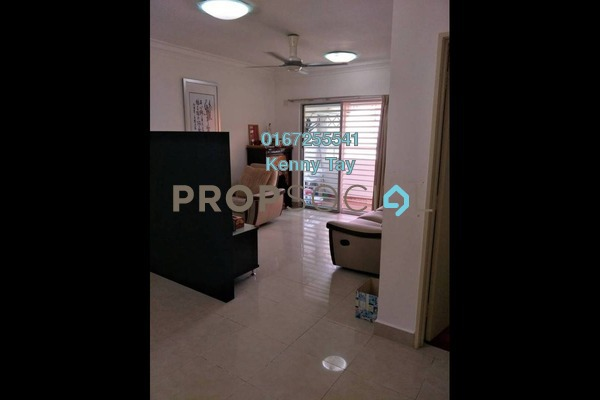 For Sale Condominium at Paradesa Tropika, Bandar Sri Damansara Freehold Semi Furnished 3R/2B 490k