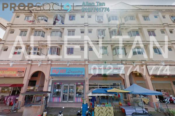 For Sale Apartment at Taman Kajang Sentral, Kajang Freehold Semi Furnished 3R/2B 200k