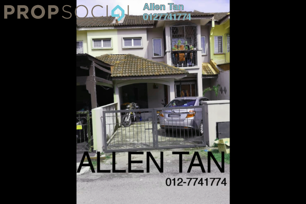 For Sale Terrace at Seksyen 4, Bandar Baru Bangi Freehold Semi Furnished 4R/3B 480k