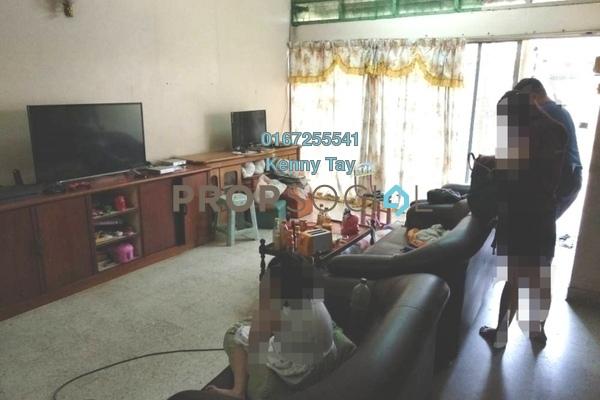 For Sale Terrace at Taman Sentul Jaya, Sentul Freehold Semi Furnished 5R/3B 830k
