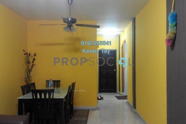 For Sale Apartment at Taman Wilayah Selayang, Selayang Freehold Semi Furnished 3R/2B 178k