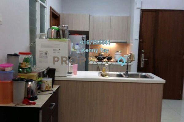 For Sale Condominium at Royal Regent, Dutamas Freehold Semi Furnished 2R/2B 480k