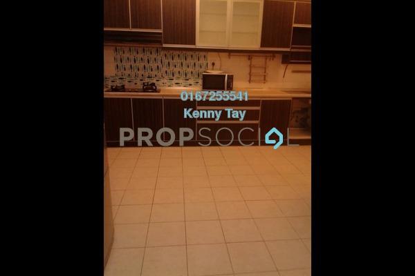 For Sale Condominium at Rivercity, Sentul Freehold Semi Furnished 3R/2B 530k