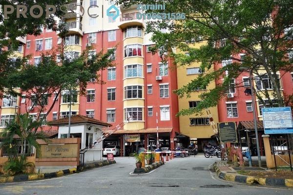 For Sale Apartment at Sri Astana, Batu Caves Freehold Unfurnished 4R/2B 290k