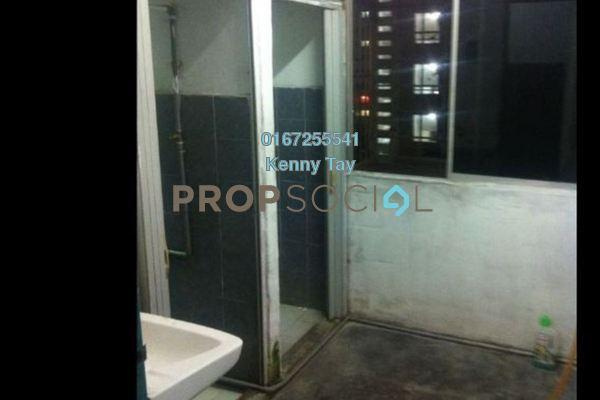 For Sale Condominium at Pelangi Indah, Jalan Ipoh Freehold Semi Furnished 3R/2B 300k