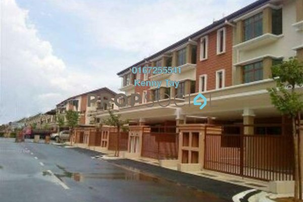 For Rent Terrace at Laman Rimbunan, Kepong Freehold Semi Furnished 6R/6B 2.3k