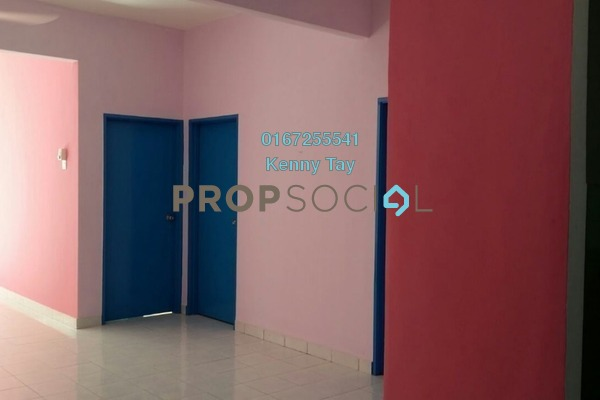 For Sale Apartment at 162 Residency, Selayang Freehold Semi Furnished 3R/2B 285k