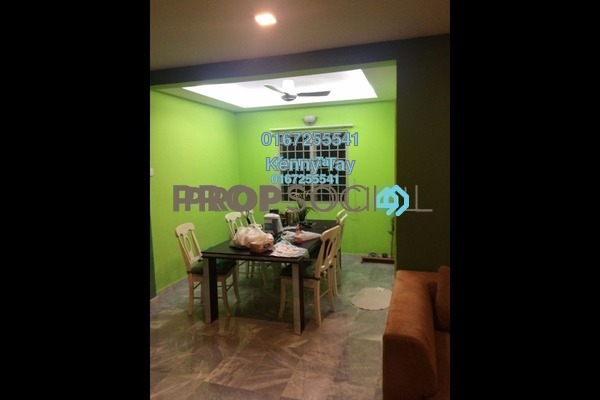 For Sale Condominium at Endah Villa, Sri Petaling Leasehold Fully Furnished 3R/2B 438k