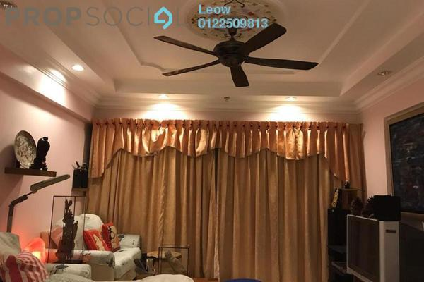 For Sale Condominium at Anjung Hijau, Bukit Jalil Freehold Fully Furnished 3R/2B 500k