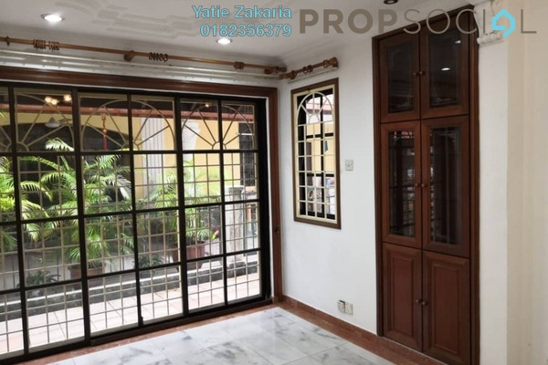 For Rent Terrace at BRP 5, Bukit Rahman Putra Freehold Fully Furnished 4R/3B 2.5k